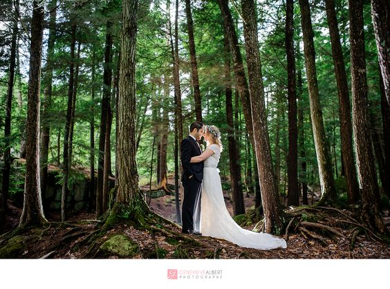Boho wedding in Lake Placid New York Sparklers & Smoke