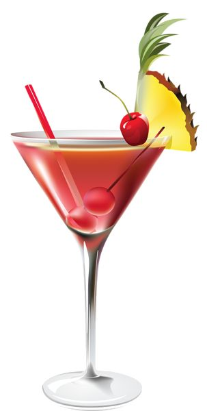 Clip Art Cocktail Clip Art cocktail with pineapple png clipart picture summer vacation picture