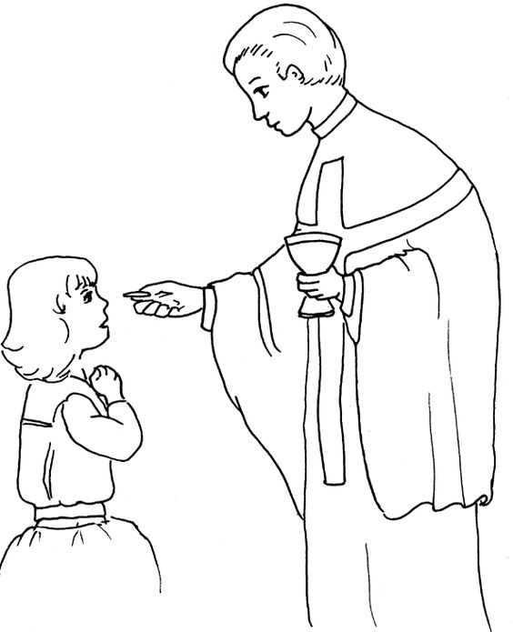 Sacramental preparation pinterest coloring notebooks for First reconciliation coloring pages