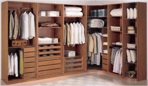 Armario on pinterest for Como hacer un closet moderno