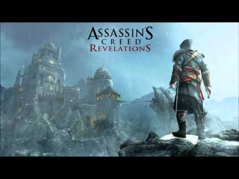 The Road To Masyaf (Assassin's Creed Revelations)  Strong vocals, bursts of action, mystery, danger, pricked with determined, victorious notes.