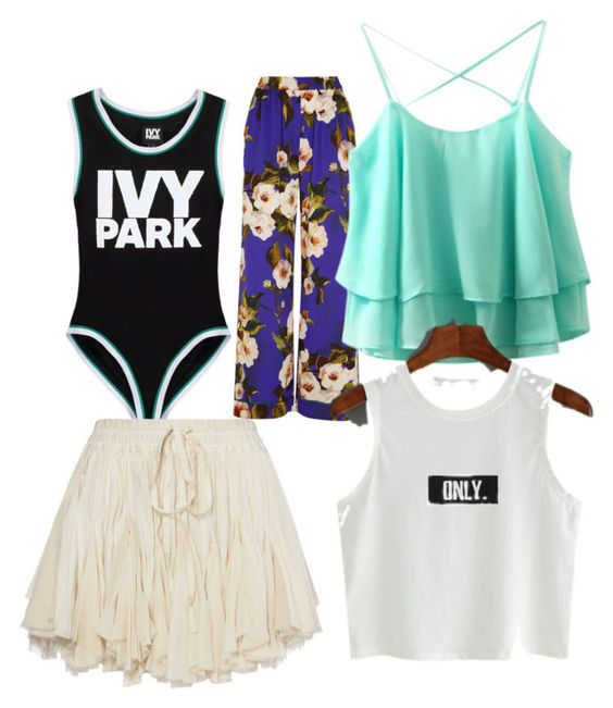 """Untitled #30"" by andyytorress on Polyvore featuring beauty, Dolce&Gabbana and Ivy Park"