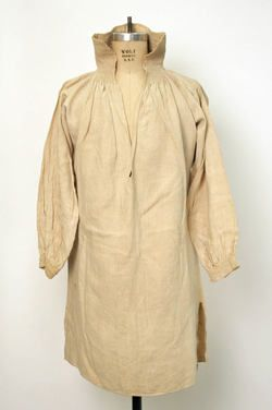 Object Name  Shirt  Date  1800–1943: