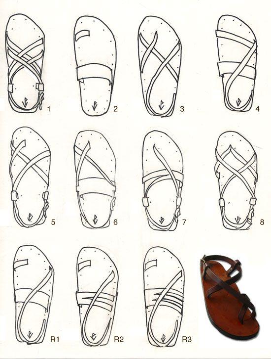 Tengo los materiales en casa para intentar hacer mis sandalias... solo me falta un poco de tiempo