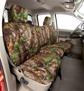 Wet Okole Realtree Camo Neoprene Seat Covers Van