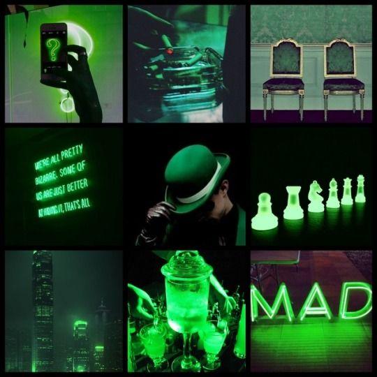 Aesthetic Mood Riddler Gotham Aesthetic Gotham Aesthetic Riddler Gotham The Riddler Aesthetic
