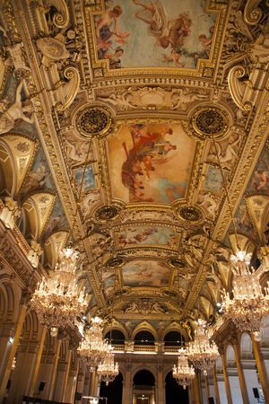 Grand Salon. Mairie de Paris