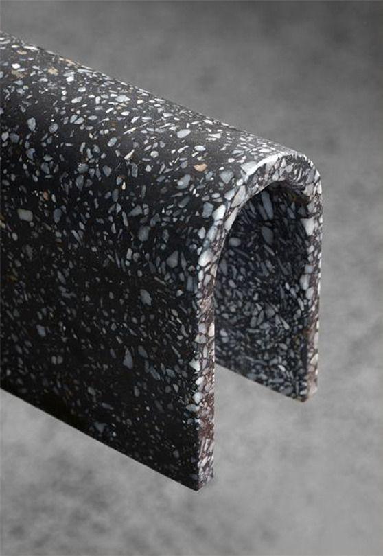 Utiliser Sol Anti Vibrations Machine A Laver Pour Tabouret Granito Terrazzo Et Espace Design