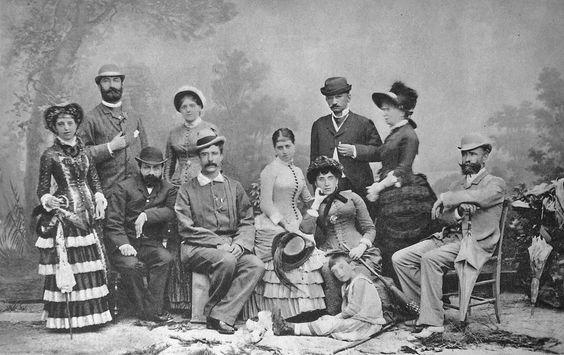 Entre 1885 y 1890
