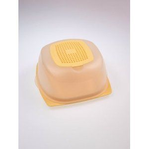 Esta quesera es guay!!! mantiene el queso muchos dias igual que el primero