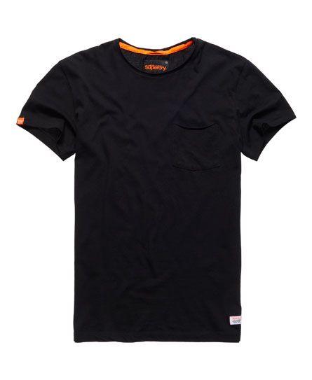 Superdry Lite Loomed Cut Curl T-Shirt - Herren T-Shirts
