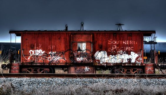"Photo ""railcar"" by aliciaboles"