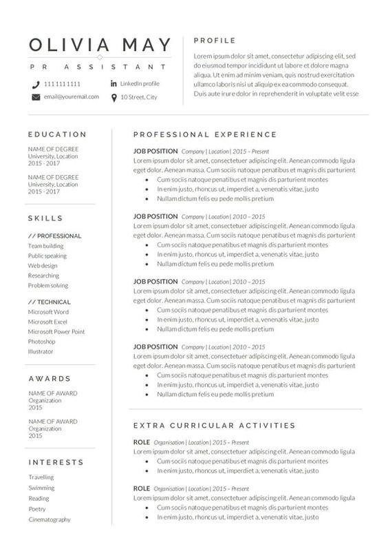 Do You Want To Boost Your Career Get The Most Objective And Professional Resume Review From Our Resume Words Resume Template Professional Resume Template Word