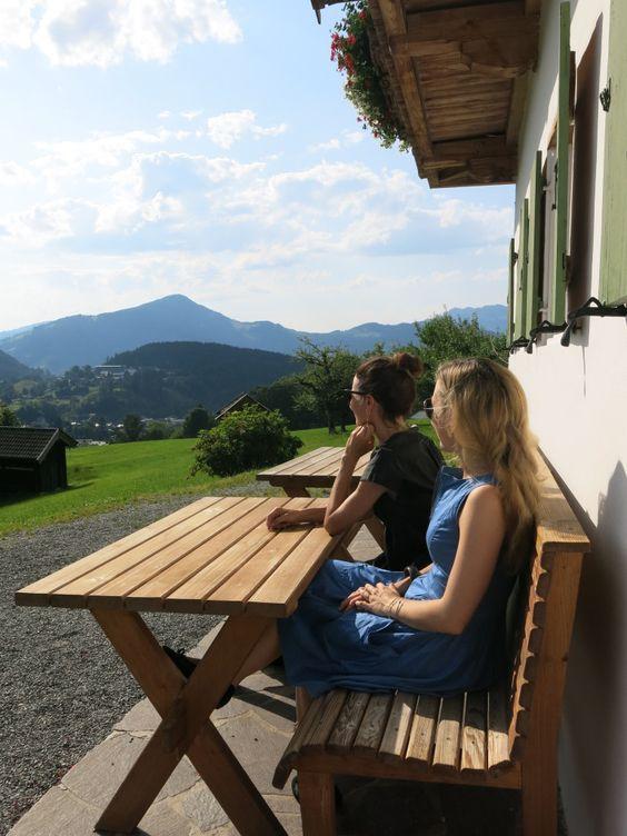 Kitzbühel: Urlaub in den Bergen, Unterleitenhof, Familienurlaub, Wandern, Bauernhof - Jules & Pi