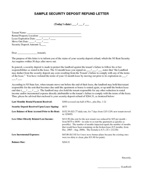 refund request letter writing professional letters tax sample from - best of letter format for requesting a refund