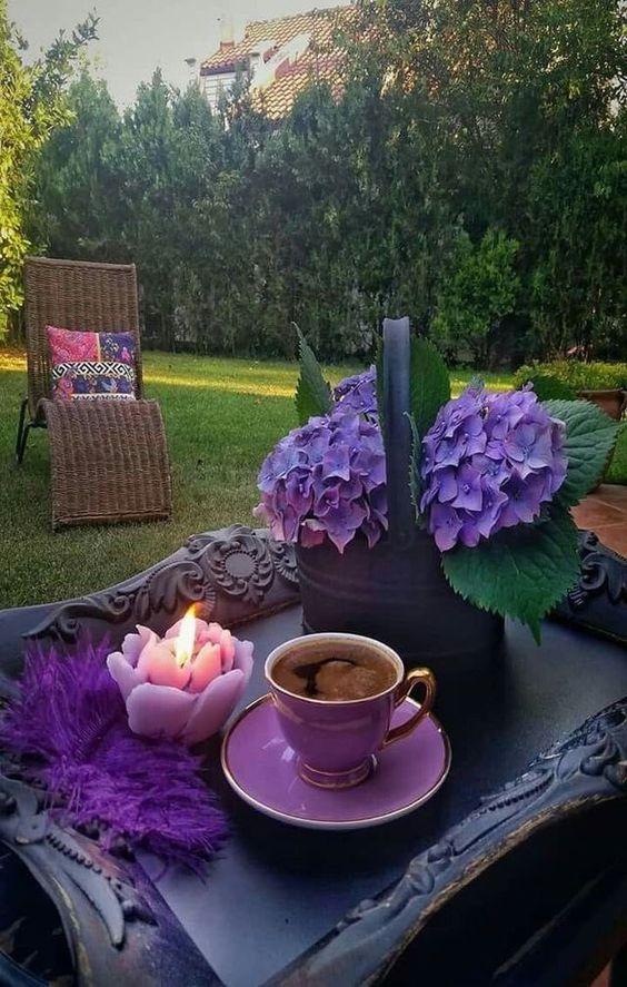 Un caffé pour vous..!