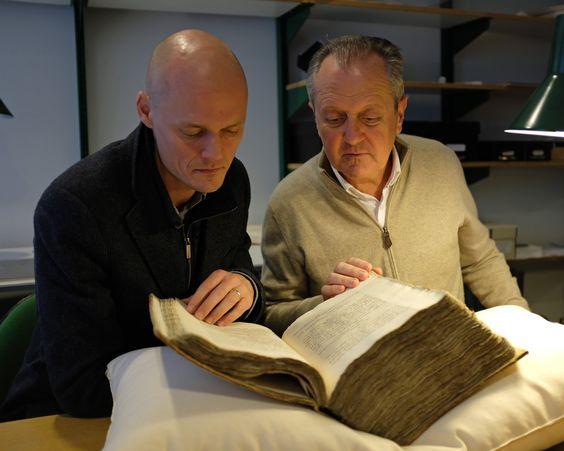 Hallan en Copenhague un importante manuscrito dado por perdido perteneciente a Hernando Colón, hijo del descubridor - Canal UGR
