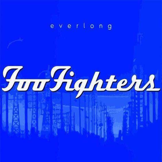 Foo Fighters – Everlong (single cover art)