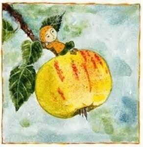 Lilla Äppelboken - Kristina Digman