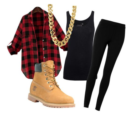 """""""Automn8"""" by lenaleblanc on Polyvore featuring mode, Juvia, Max Studio, Timberland et CC SKYE"""