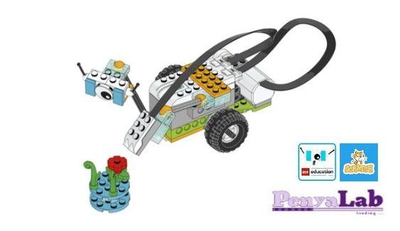 Lego wedo + Scratch – Milo detector d'objectes