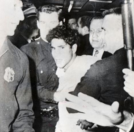 FBI files reveal Robert Kennedy's assassin 'plotted to ... Robert Kennedy Assassination