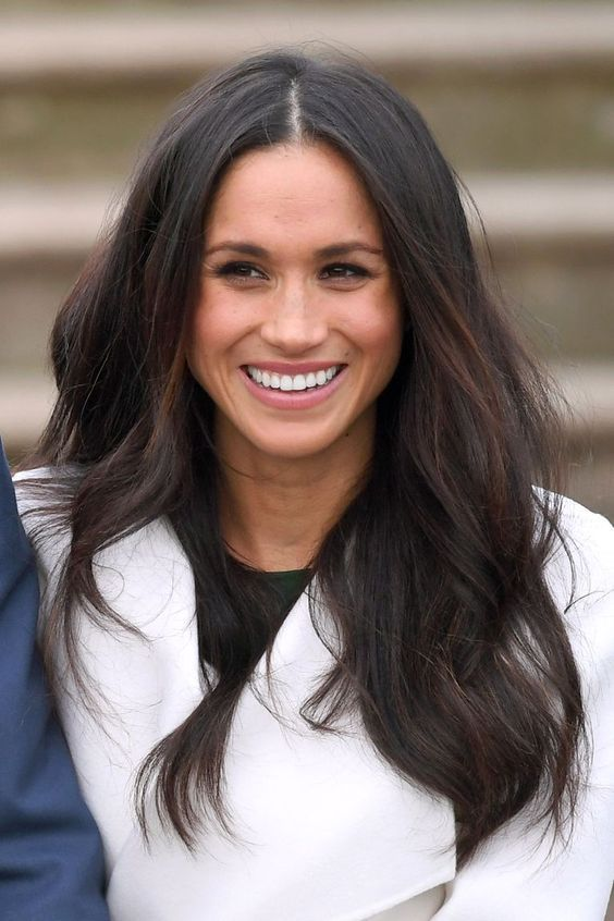 The Duchess Of Sussex S Beauty Evolution Meghan Markle Hair Royal Hairstyles Hair