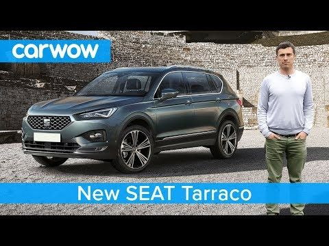 All New Seat Audi Q7 For Half The Price Tarraco 7 Seat Suv Revealed Youtube Audi Q7 Audi Classic Car Insurance