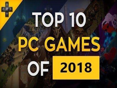 best pc games 2018