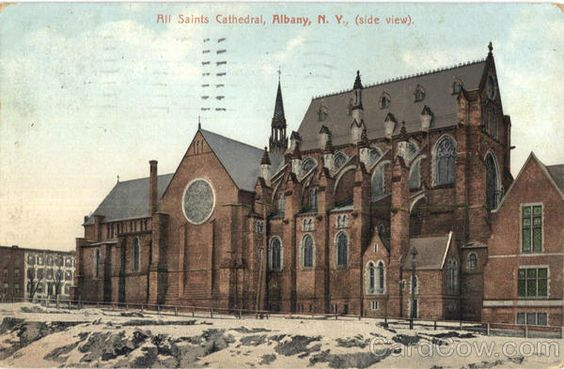 history of Albany Episcopal diocese - Google Search