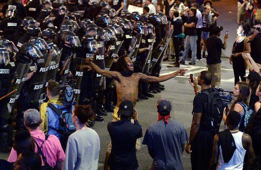 Panthers Charlotte protests | Panthers, NFL monitoring protests in advance of…