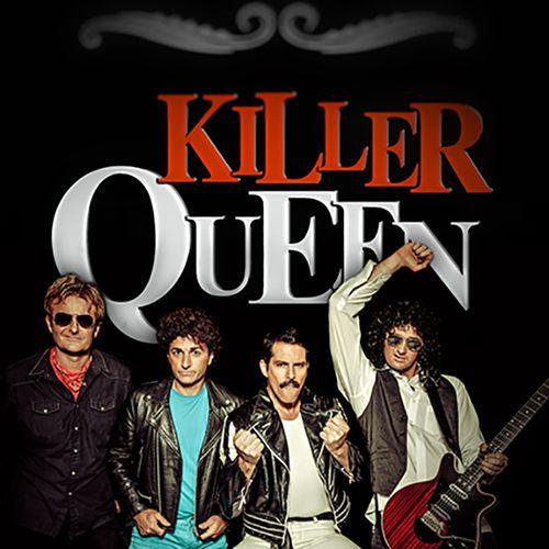Queen – Killer Queen (single cover art)