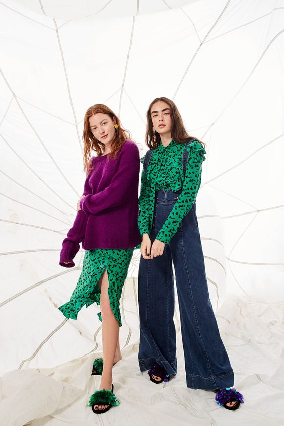 Tanya Taylor Resort 2019 Fashion Show Collection: See the complete Tanya Taylor Resort 2019 collection. Look 2