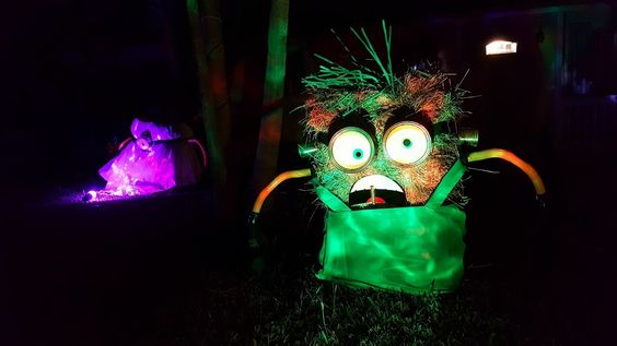 Halloween minions this year