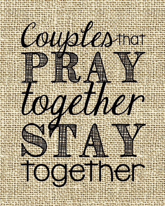 Image result for couple praying together