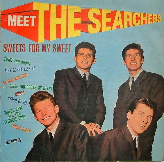 the searchers band - Google Search