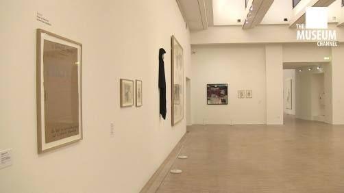 Exhibition 'Un regard sur La collection d'Agnès B displayed in the LaM in Lille