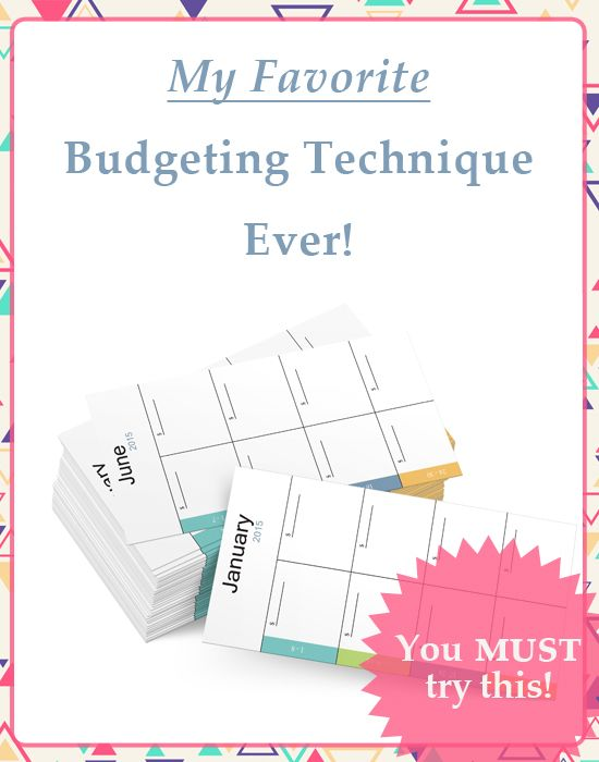 Looking for a budgeting system that is not only easy but manageable? You have to check out:  The best budgeting technique I've ever tried!  Hands down, the best system out there!