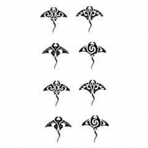 Polynesian Style Manta Ray Tattoo Design For Placement Anywhere All Tattoo Designs Are Digital Do Hawaiian Flower Tattoos Hawaiian Tattoo Manta Ray Tattoos