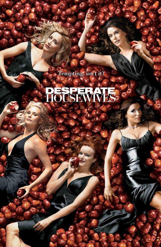 Dans le post du jour sur cakeandcie.com, Desperate Housewives: une série à voir ou à revoir absolument!
