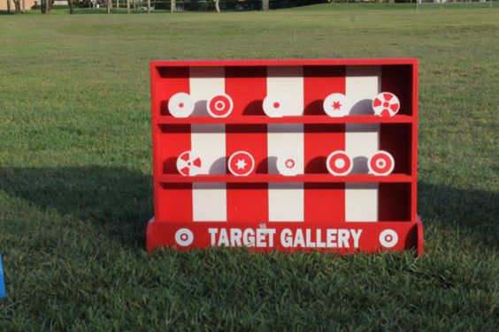 Hey, I found this really awesome Etsy listing at https://www.etsy.com/listing/293714237/target-gallery-carnival-game-birthday