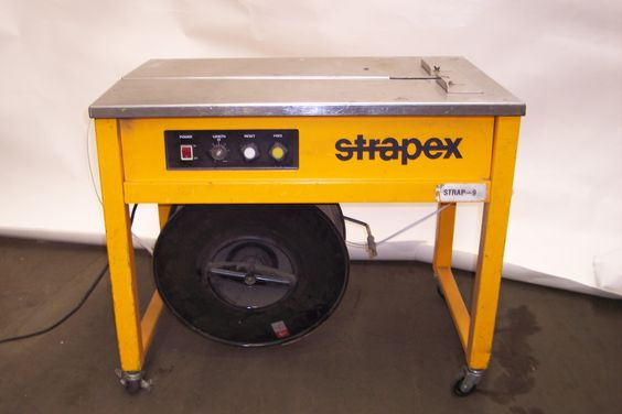 Used strapping machine