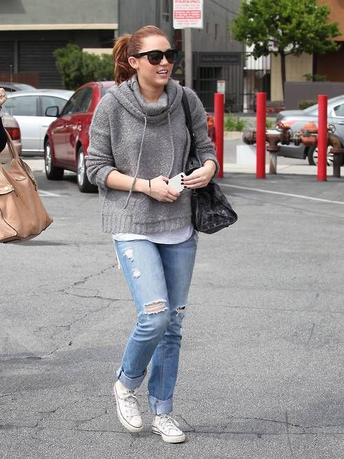 miley's style