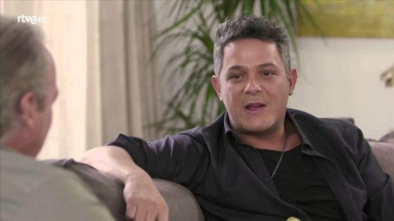 Alejandro Sanz recuerda que a su Madre no le gustaba verle en los concie...