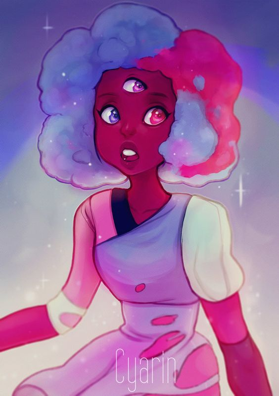 Garnet's freshly fused form is so cute, I really wanted to create some fanart! You can watch the video here: www.youtube.com/watch?v=rOir8d… Help me create more art by buying my art here; ww...