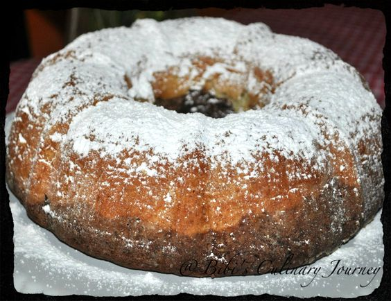 Banana Bundt Cake | Bibi's Culinary Journey