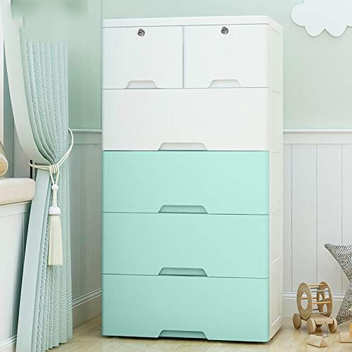 Zyj Combination Armoire Color Matching Large Plastic Drawer Storage Cabinet Children S Multi Layer Wardrobe F Storage Drawers Plastic Drawers Storage Cabinet