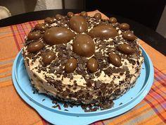 Beste Rezeptesammlung: Überraschungsei - Torte