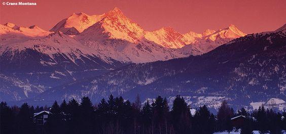 Crans Montana, Switzerland. Been there love it