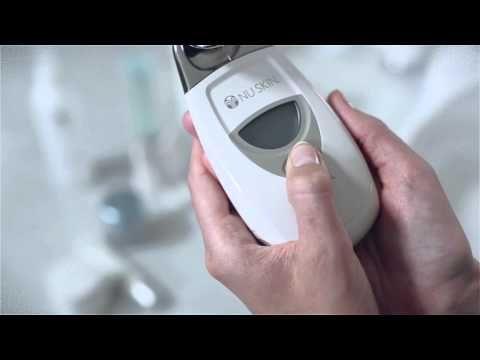 #NuSkin Facial Spa Instructional Video